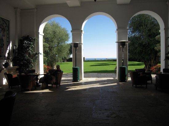 Finca Cortesin Hotel, Golf & Spa : Patio