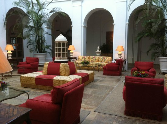 Finca Cortesin Hotel Golf & Spa: Lobby