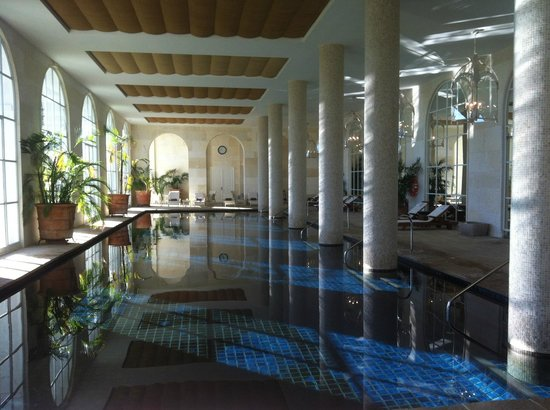Finca Cortesin Hotel Golf & Spa: Spa