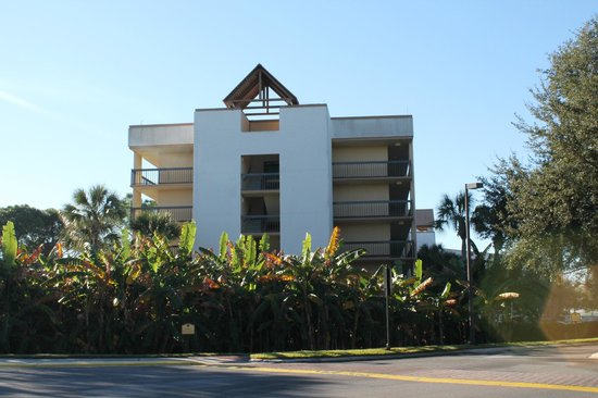 Clarion Inn Lake Buena Vista: Accomodation block