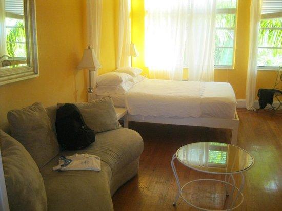 Villa Paradiso: camera da letto
