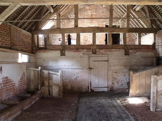 Boscobel House The Old Cow Shed