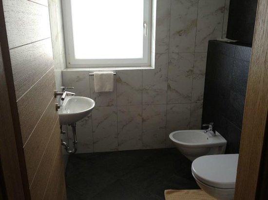 Alpenhotel Enzian: WC