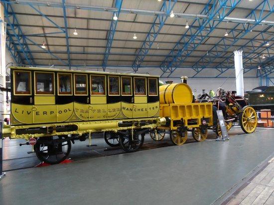 Museu Ferroviário Nacional: NRM
