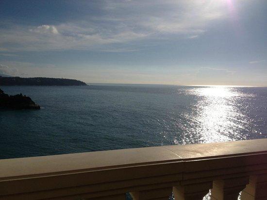 Monte-Carlo Bay & Resort: Une vue à couper le souffle!