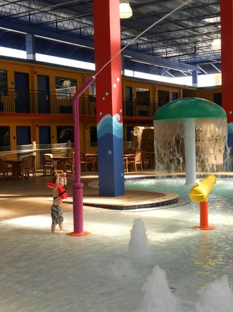 Coco Key Hotel and Water Park Resort: Enjoying the waterpark activities!