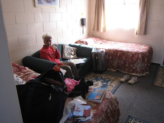 City Worcester Motel: main bedroom