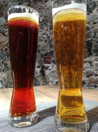 Limosneros: housemade craft beer