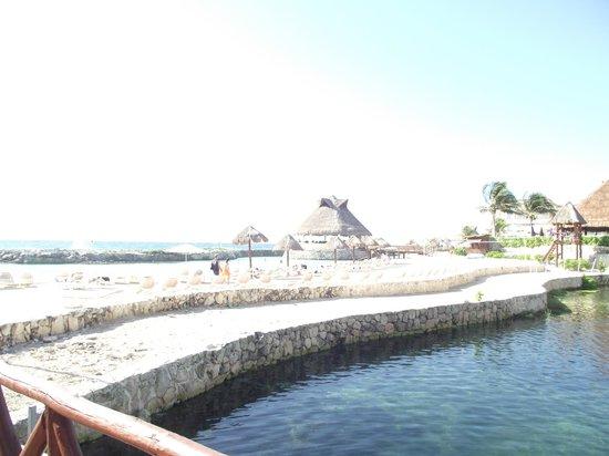 Heaven at the Hard Rock Hotel Riviera Maya: Les aménagements