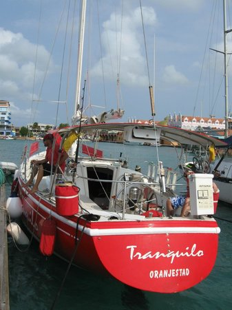 Tranquilo Sailboat Cruise:                   the Tranquilo