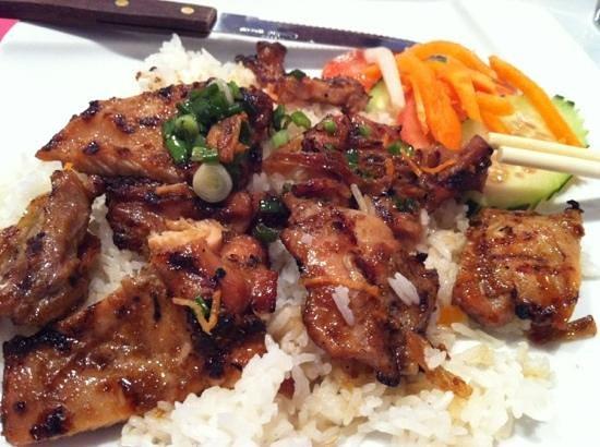 Xuan Saigon: Lunch special