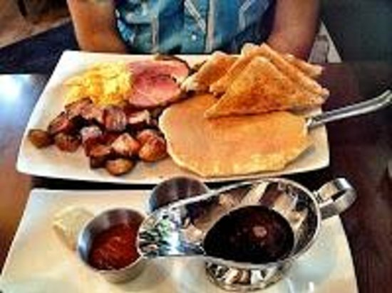 Two Chefs and a Table: Big Lou's Breakfast ($12)