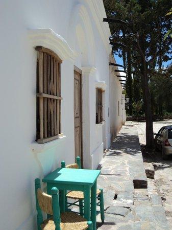 Casa de Te Tacuara:                   Hermoso lugar y muy rico todo!!!!