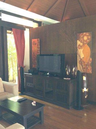 Kirikayan Luxury Pool Villas & Spa: Lounge
