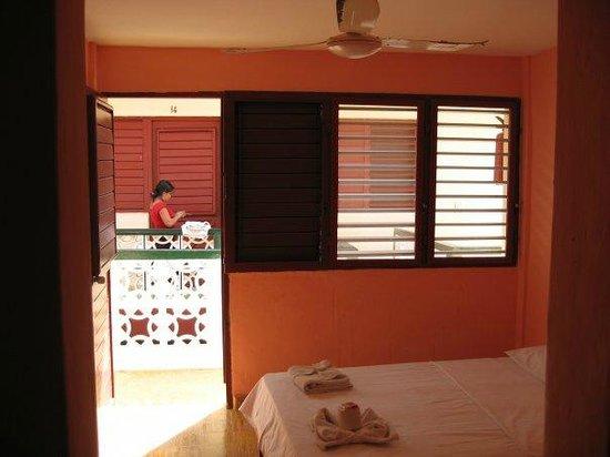 Hotel Osorio : My 3rd Floor Room