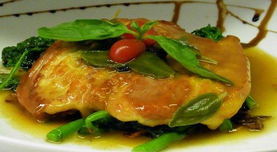 Nonna Maria Restaurant: Saltimboca