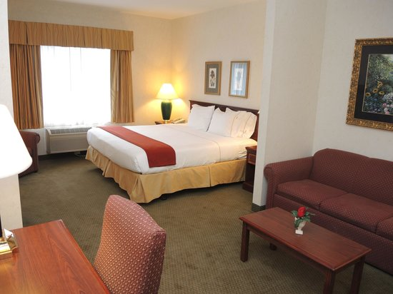 Evergreen Inn and Suites: King Executive Suite