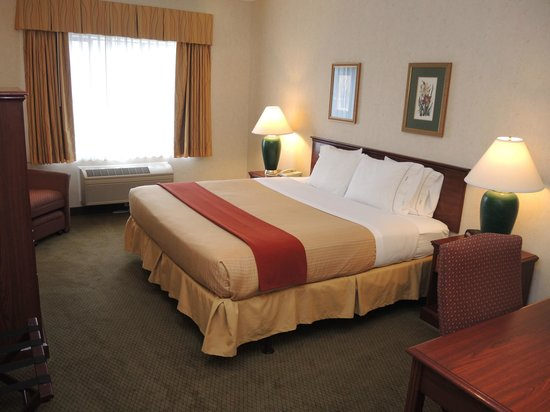 Evergreen Inn and Suites: Standard King