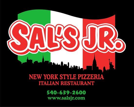 Sal's Jr. New York Style Pizzeria and Italian Restaurant: Logo