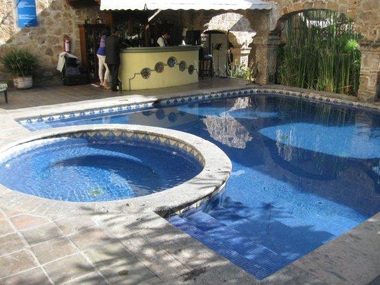 Quinta Real Guadalajara: Pool