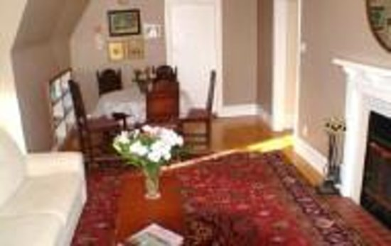 Ashbury House B&B: Living-dining room in Family Apartment