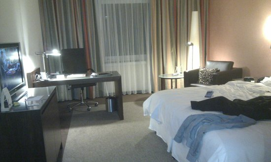 The Westin Grand Frankfurt: Executive Club Room