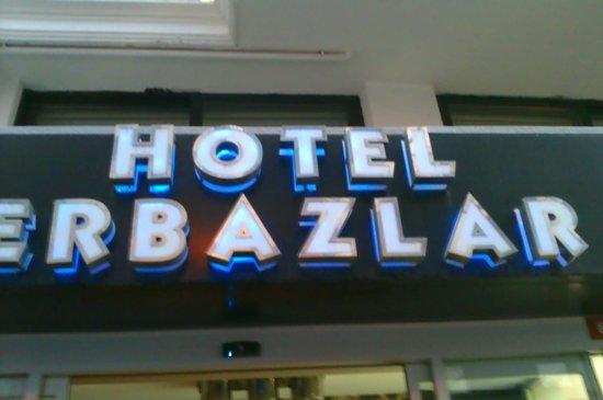 Erbazlar Hotel: hotel