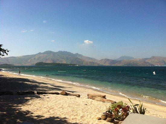 Camayan Beach Resort and Hotel: :)