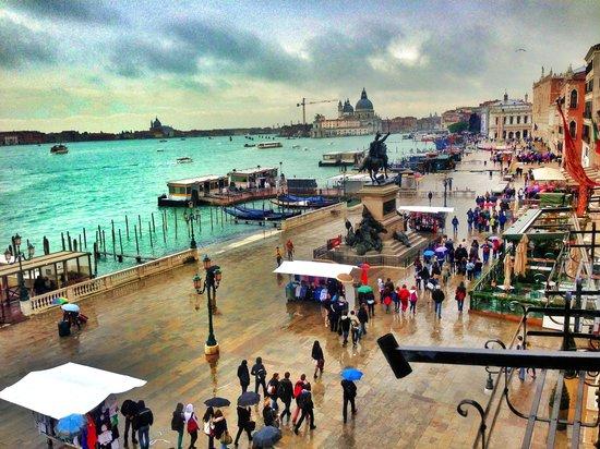 Telecom Italia Future Centre:                   Venice