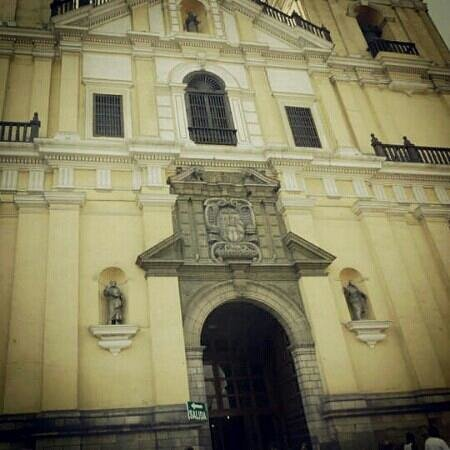 San Pedro Church (Iglesia de San Pedro): San Pedro