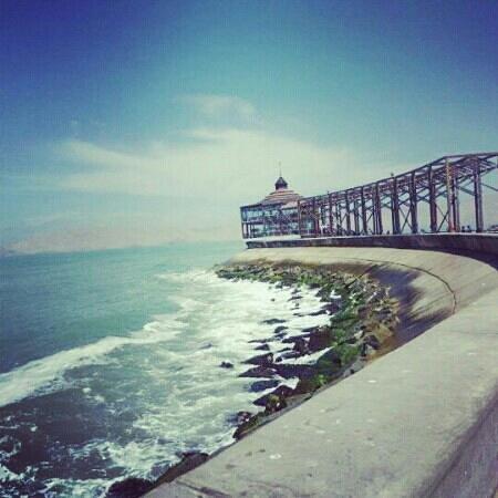 Balneario La Punta: Malecón de La Punta