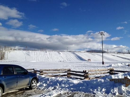 Colorado Adventure Park: SNow much Fun!!!