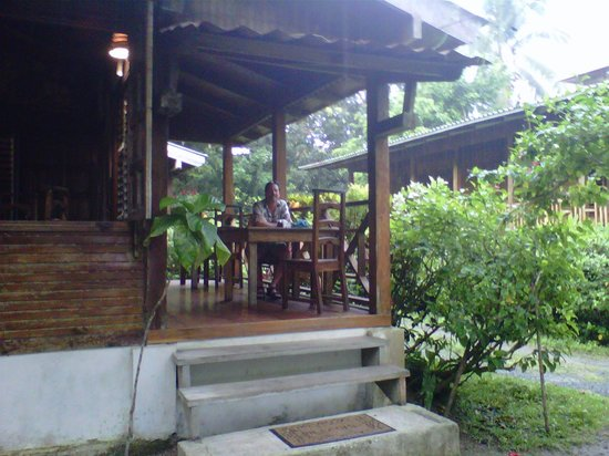 Kelly Creek Hotel-Restaurante : Beautiful Jungle setting