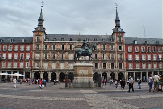 Plaza mayor madrid picture of casa de la panaderia madrid tripadvisor - Casa de la panaderia madrid ...