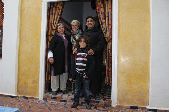 Maison Arabo Andalouse: Inmejorable atención