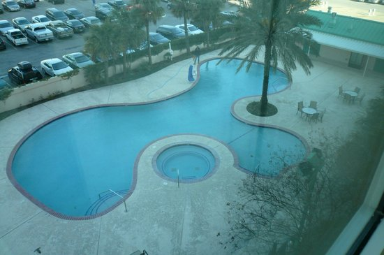 Isle of Capri Casino Hotel Lake Charles: view of pool