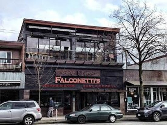 Falconetti S Picture Of Falconetti S Vancouver