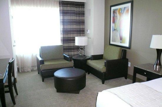 Isle of Capri Casino Hotel Lake Charles: sitting area