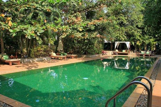 The Kabiki: Beautiful swimming pool.