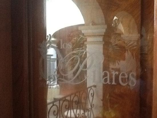 Los Pilares Hotel: los pilares