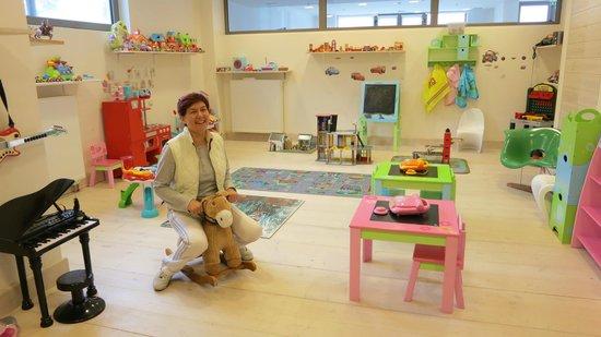 Seleni Suites Boutique Deluxe Hotel: children's drem