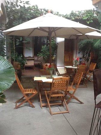 Los Pilares Hotel: =)