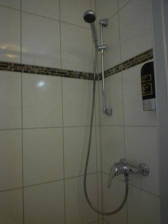 LebensQuelle Hotel : Salle de bains