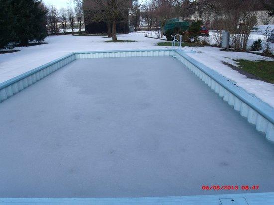 Hotel Tirolerhof: cold pool