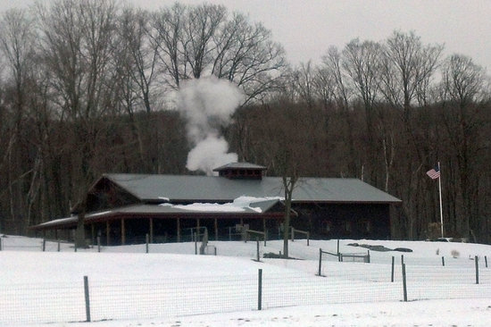 Sweet Brook Farm : Making Maple Syrup