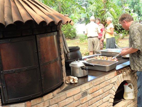 Hotel Cascata Del Bosco: The Fabulous Grill at Cascata Del Bosco