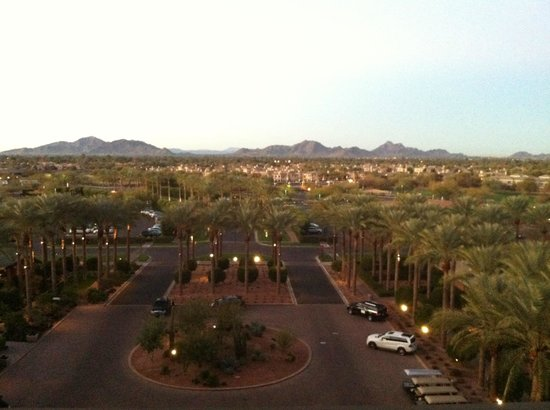 The Westin Kierland Resort & Spa: View From The Room