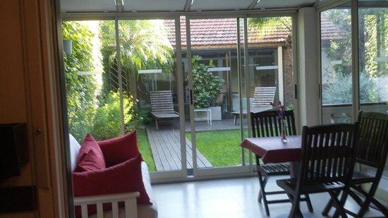 El jardin de invierno picture of casa las canitas hotel for Jardin de invierno loi suites