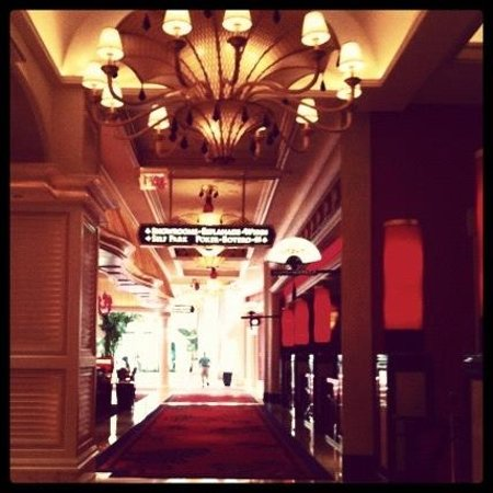 Encore At Wynn  Las Vegas: casino