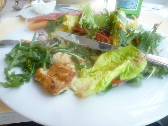 Red Baron : Une salade